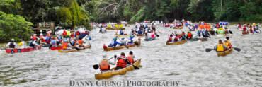 Belikin La Ruta Maya River Challenge 2012